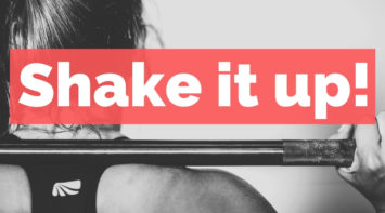 Shake it up! Blog Post