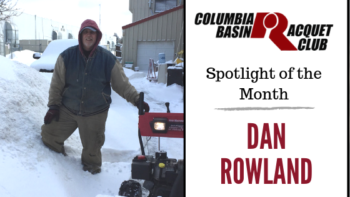 Spotlight of the Month: Dan Rowland